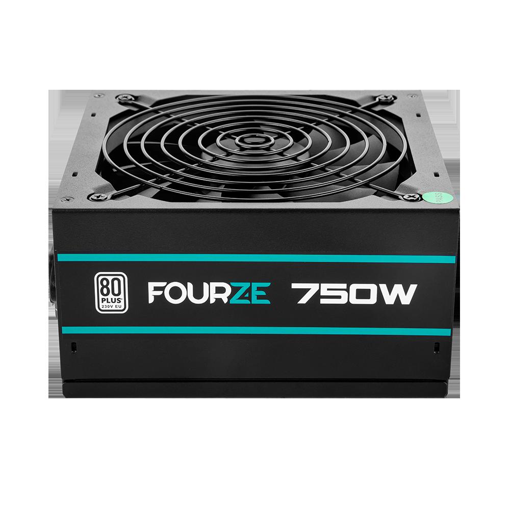 FOURZE PS750 PSU Strømforsyning. 80+ certificeret.