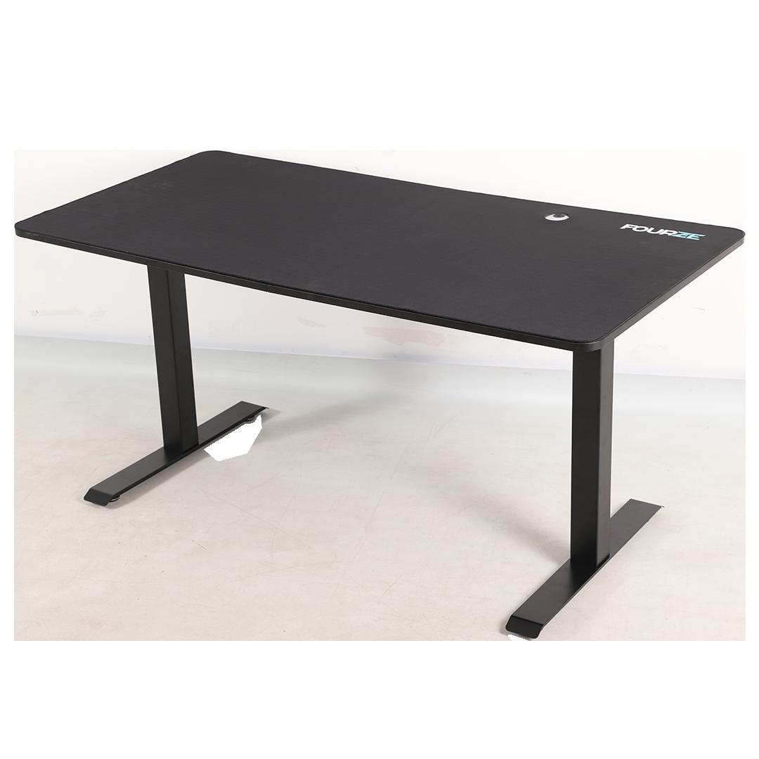 FOURZE Celestial gaming skrivebord set fra højre